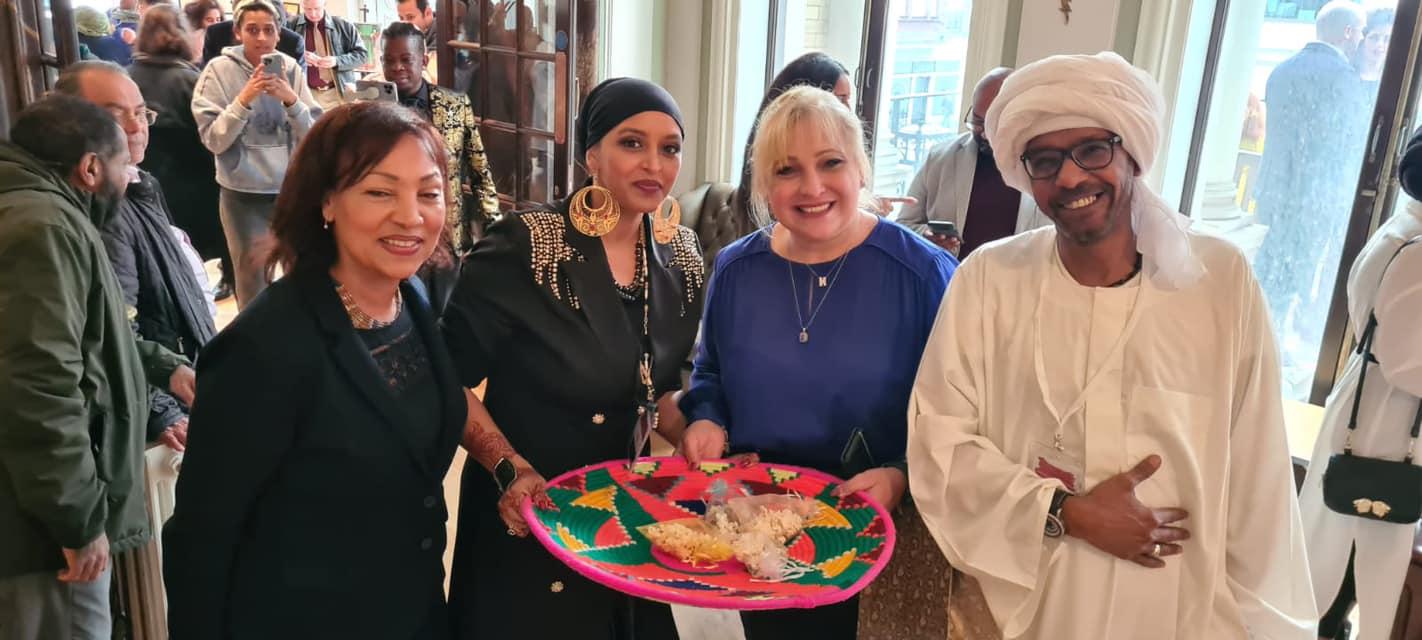 الجالية النوبية في لندن تقيم معرضا للتراث بالمركز الثقافي المصري