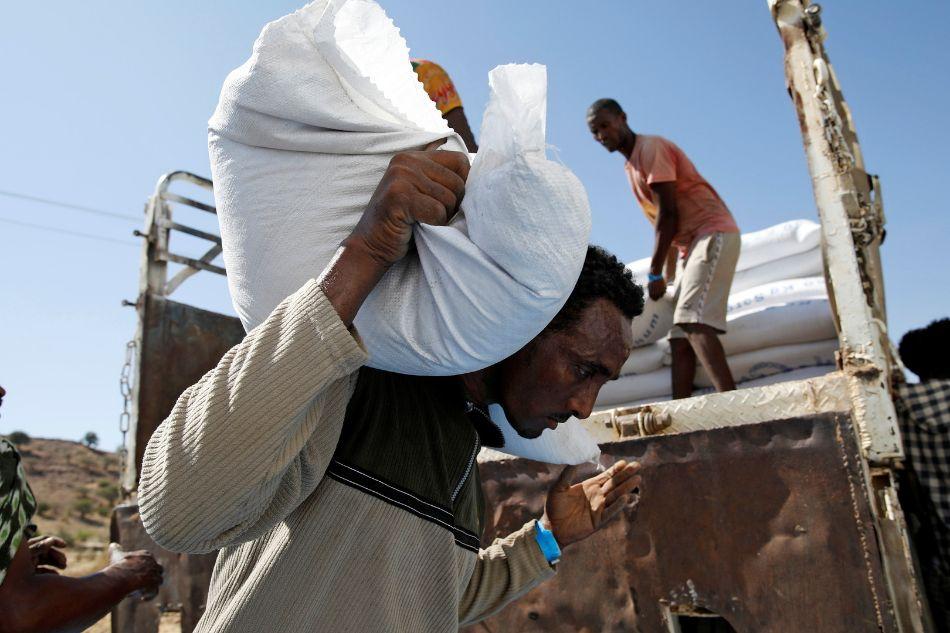 الأمم المتحدة: إثيوبيا لازالت تعيق وصول المساعدات الإنسانية لإقليم تيجراي