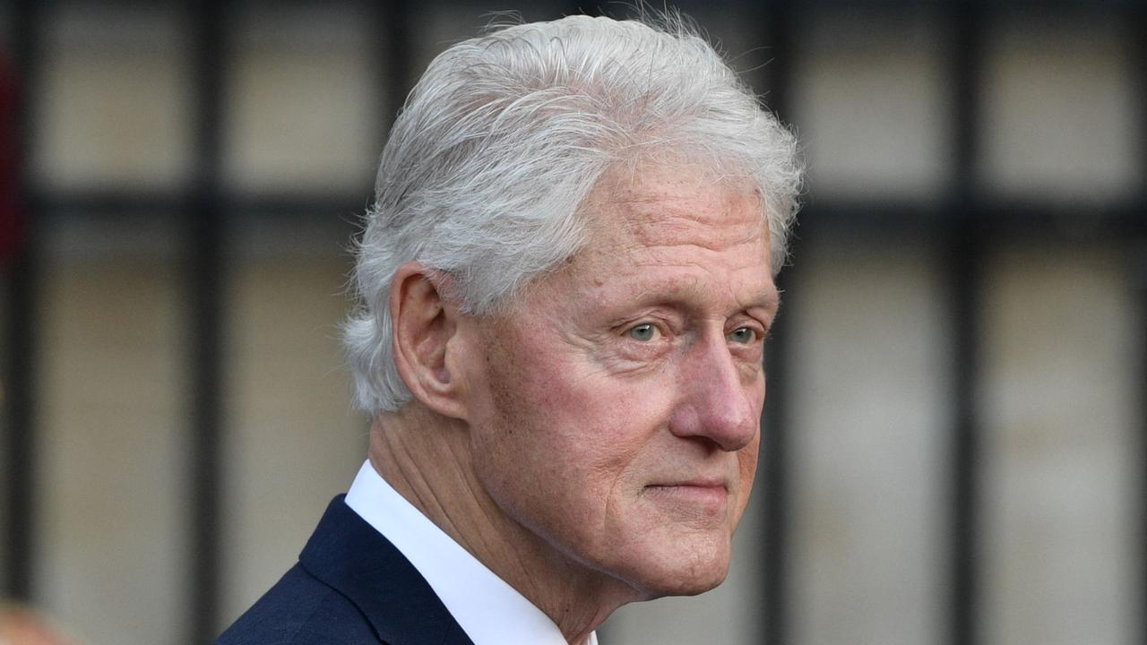 نقل الرئيس الأمريكي الأسبق بيل كلينتون الى مستشفى في ولاية كاليفورنيا
