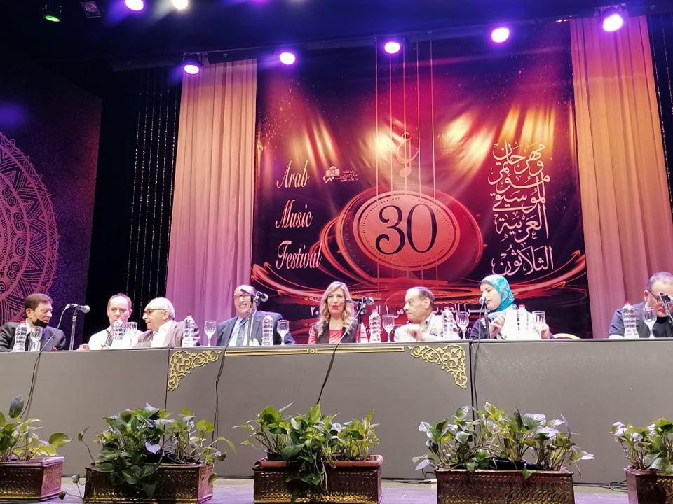 صور  تفاصيل حفل افتتاح مهرجان الموسيقى العربية الدورة الـ 30