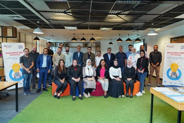 صور| رواد النيل تنظم ورشة عمل حول دورالإبتكار في دعم الشركات الصغيرة والمتوسطة في مصر