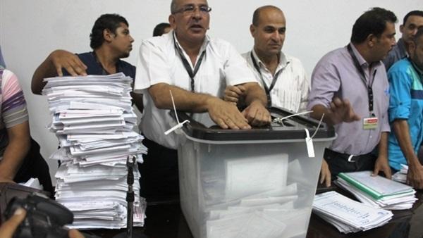 معظم سفارات جمهورية مصر العربية فى أوروبا و الدول العربية بدأت فرز أصوات الناخبين