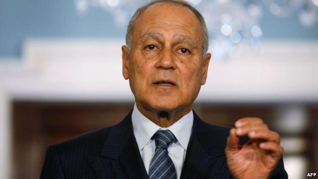 أبو الغيط : الحكومة الإسرائيلية تتحدى الإرادة الدولية بوجه مكشوف