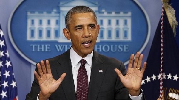 أوباما: يمكن لحلف الأطلسى فعل المزيد لمواجهة تنظيم داعش
