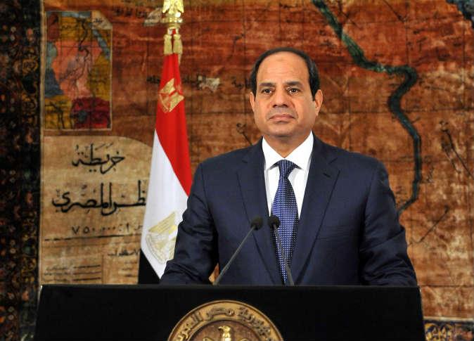 الرئيس السيسي يوجه رئيس الوزراء و الأجهزة المعنية بالتحرك لموقع تفجير «كنيسة طنطا»