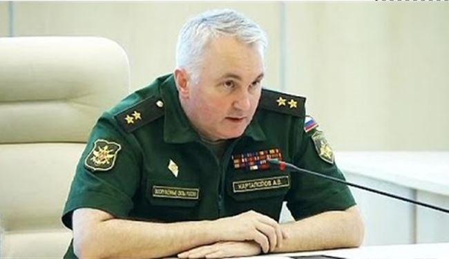 """روسيا قلقة حيال تصريحات استعداد دمشق لشن """"هجوم كيماوي"""""""