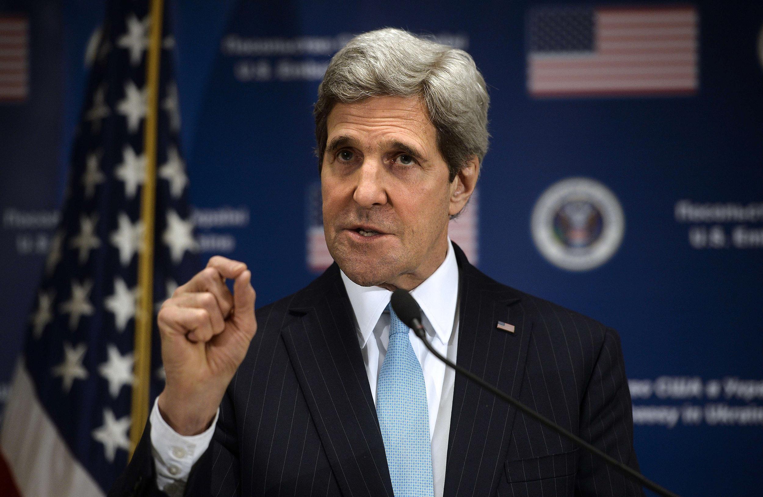 «الخارجية»: مبادئ كيري لإحياء السلام تنسجم مع الرؤية المصرية
