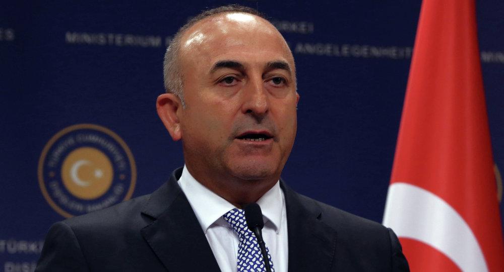 وزير الخارجية التركي : استفتاء كردستان العراق قد يؤدي إلى حرب أهلية
