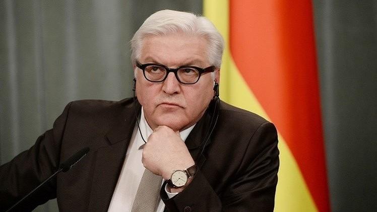 وزير خارجية ألمانيا يرى أوروبا في أزمة شديدة