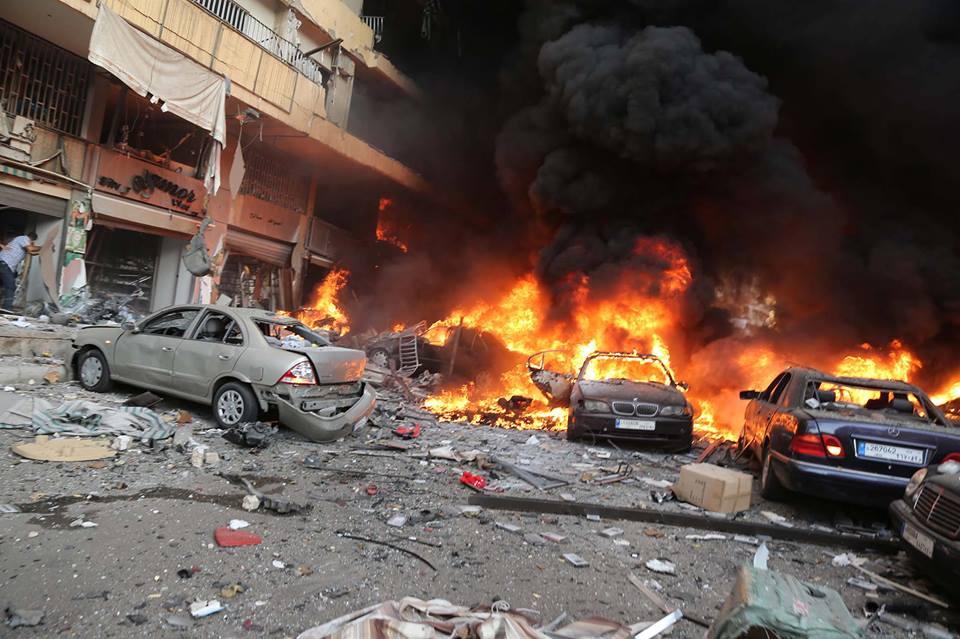 مصدر أمني عراقي : داعشي فجّر نفسه وسط عدد من قادته في الأنبار