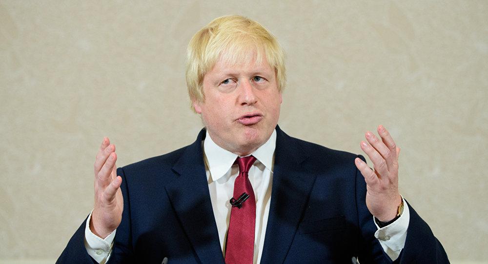 «جونسون» : بريطانيا صديق قديم لمصر وحلفاء أقوياء في مواجهة الإرهاب