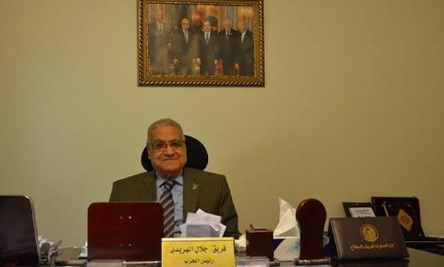 """""""حماة الوطن"""" يشيد بخطاب السيسي في الذكرى الرابعة لثورة 30 يونيو"""