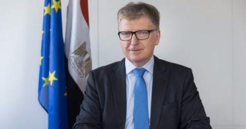 """""""سوركوس"""": 27.7 مليار يورو حجم التبادل التجاري  الأوربي مع مصر"""