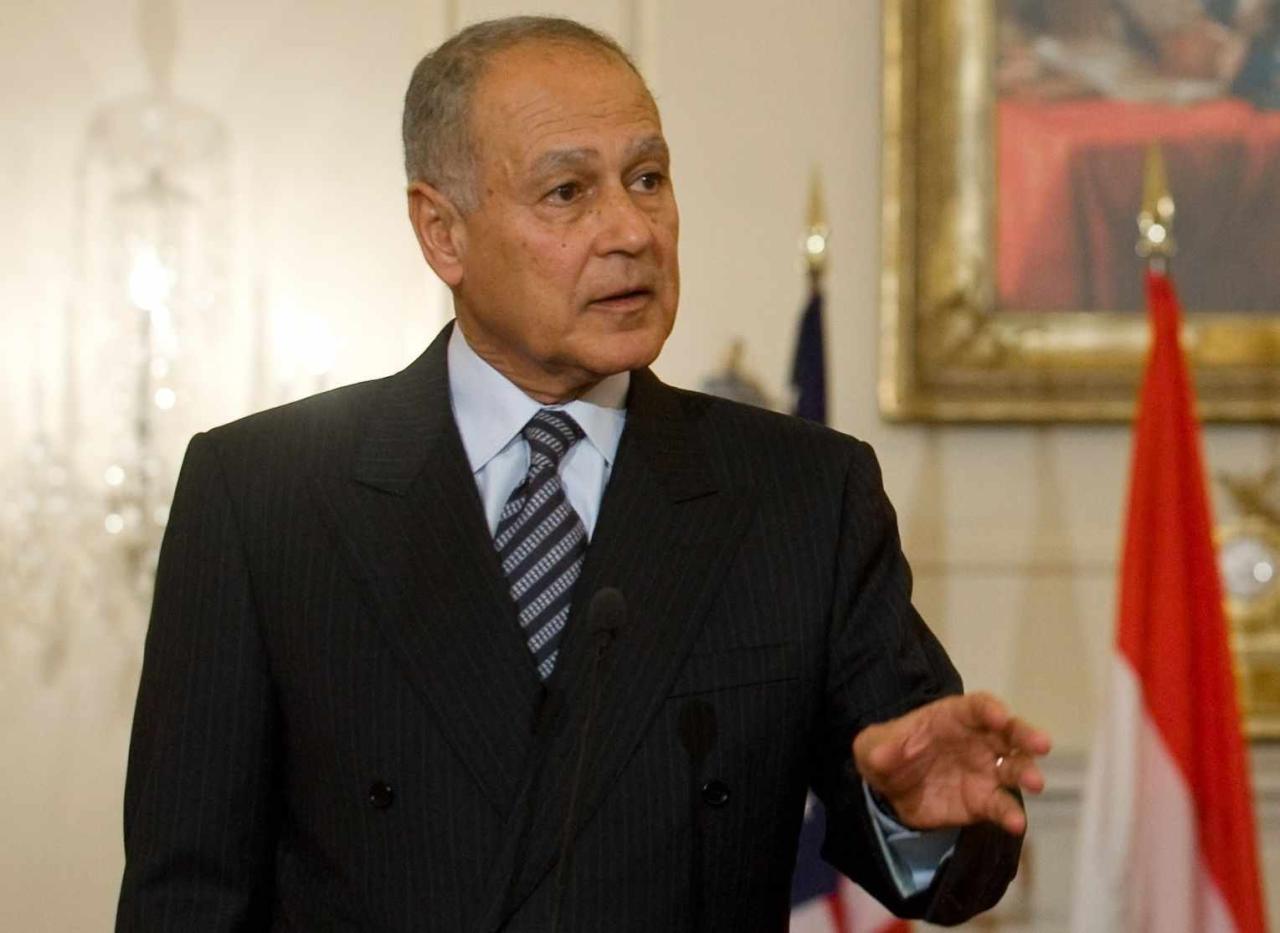 الأمين العام لجامعة الدول العربية : اغتيال صالح يكشف الطبيعة الإجرامية للحوثيين