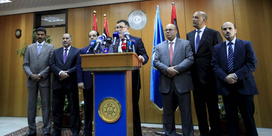 «نواب مصراتة الليبي» يعلن وقوفه مع المجلس الرئاسي ضد المجموعات المسلحة