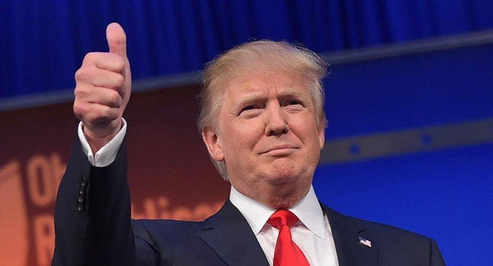 ترامب ينفي إتهامه بالتحرش الجنسي خلال حملته الإنتخابية