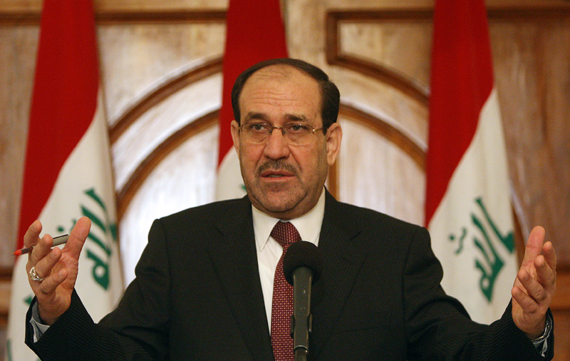 المالكي : العراق يتجه بعد الانتصار على الإرهابيين إلى البناء والإعمار