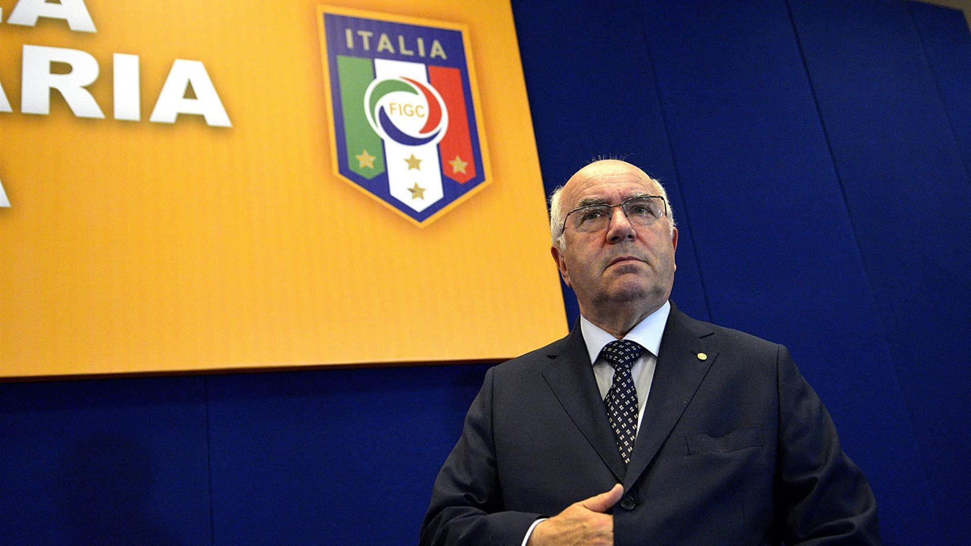 رئيس اتحاد الكرة الإيطالي المستقيل يواجه اتهامات بالتحرش الجنسي
