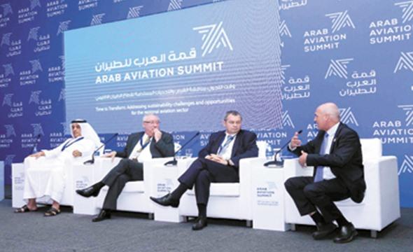 قمة العرب للطيران بدبي : «مواقع التواصل الاجتماعي» محرك صناعة السفر في العالم