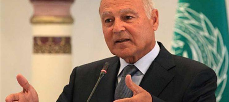 أبو الغيط يطالب بتحقيق دولي في الجرائم الإسرائيلية بحق الفلسطينيين