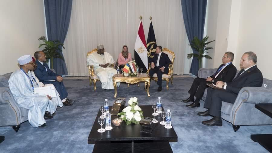 وزير الداخلية يستقبل نظرائه الافارقة5
