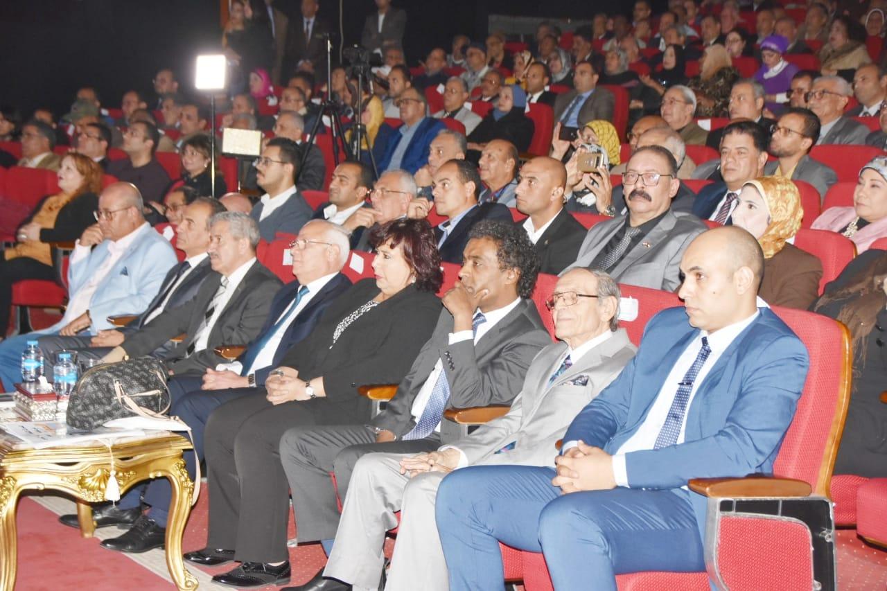 المؤتمر العام لأدباء مصر14