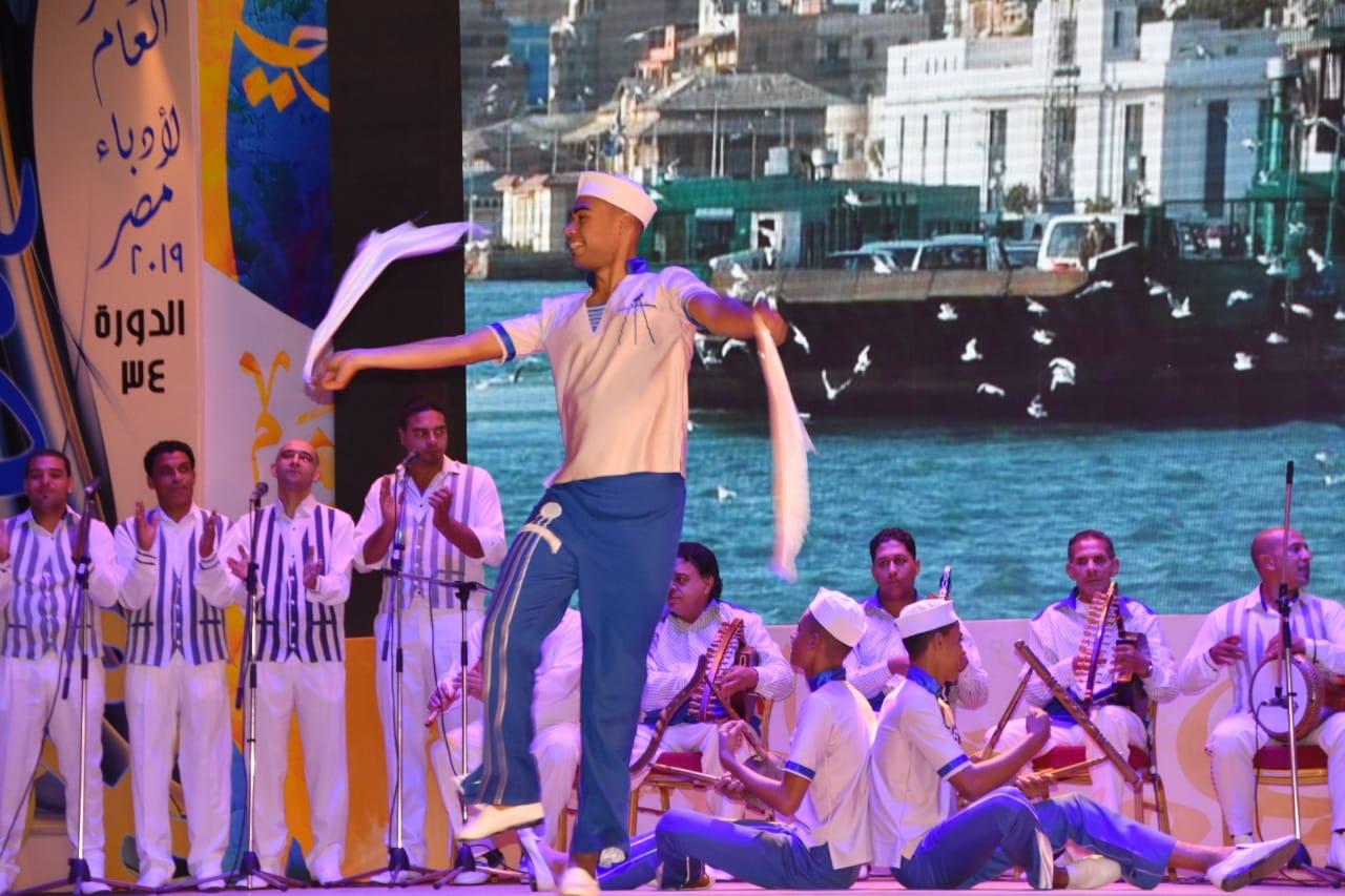 المؤتمر العام لأدباء مصر17