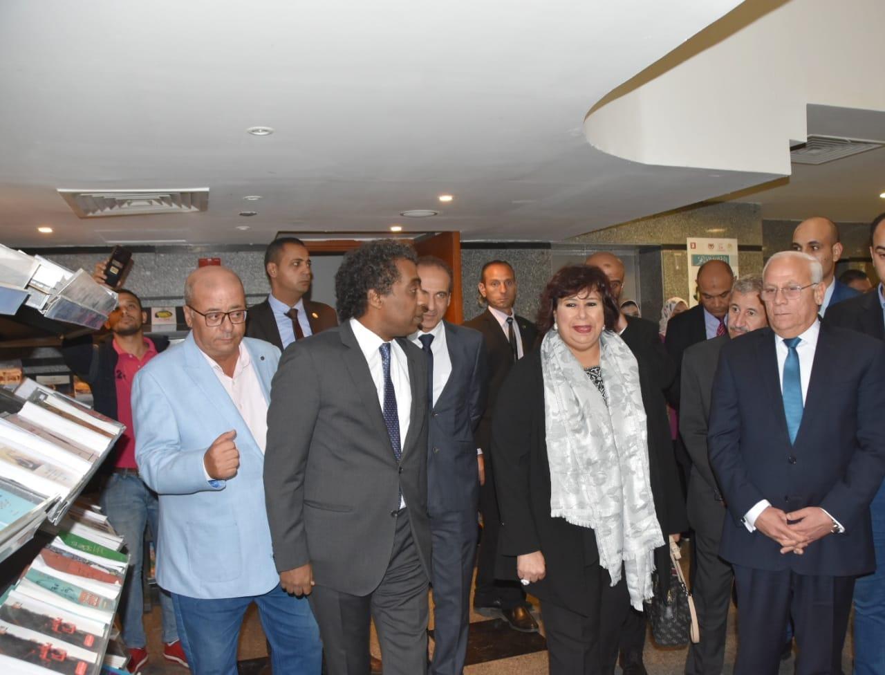 المؤتمر العام لأدباء مصر22
