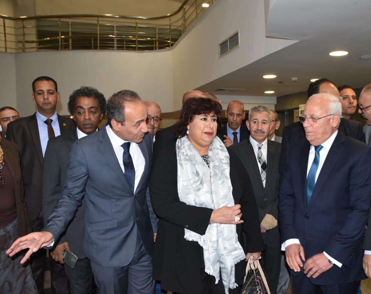 المؤتمر العام لأدباء مصر3