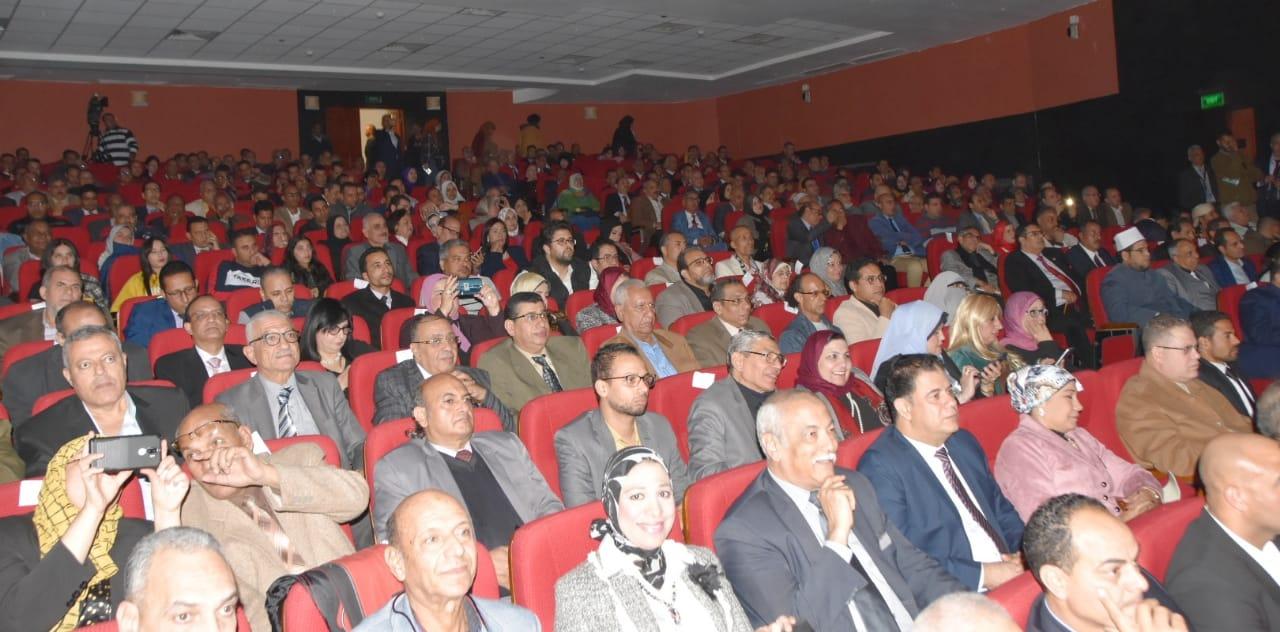 المؤتمر العام لأدباء مصر5