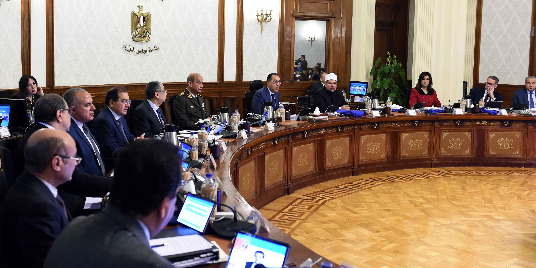 اجتماع حكومة مدبولي2