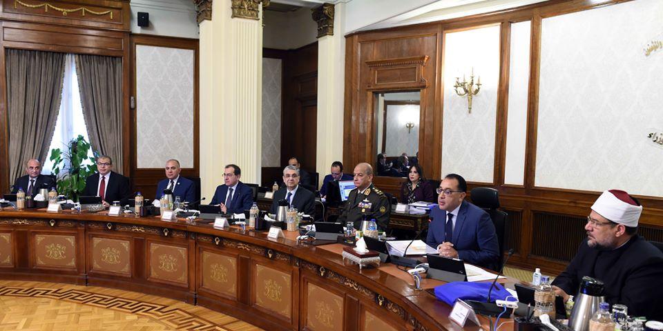 اجتماع حكومة مدبولي3