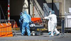 ألمانيا : 551 وفاة وأكثر من 8 آلاف إصابة جديدة بفيروس كورونا