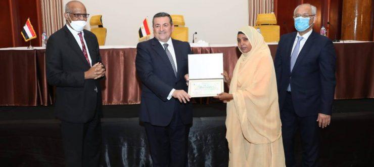 وزير الدولة للإعلام : الرئيس السيسي يوجه بعقد دورة تدريب إعلاميي السودان بشكل سنوي