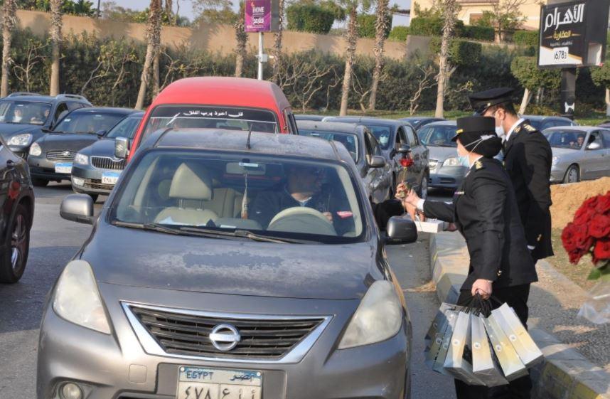 الشرطة توزيع هدايا - 5