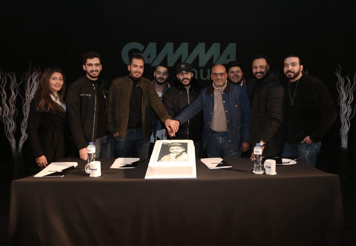 أحمد كامل - جاما ميوزيك