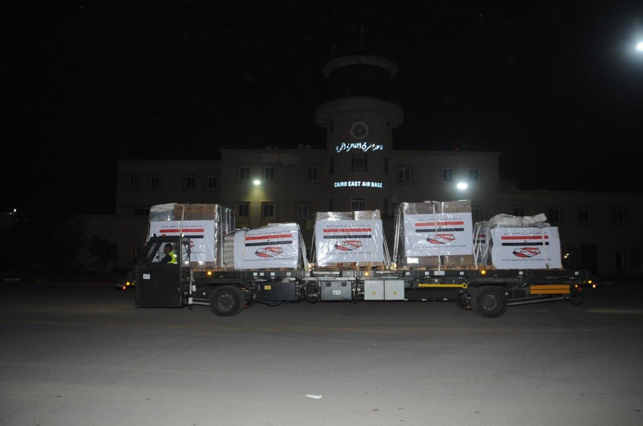 مساعدات طبية للجيش اللبناني-2