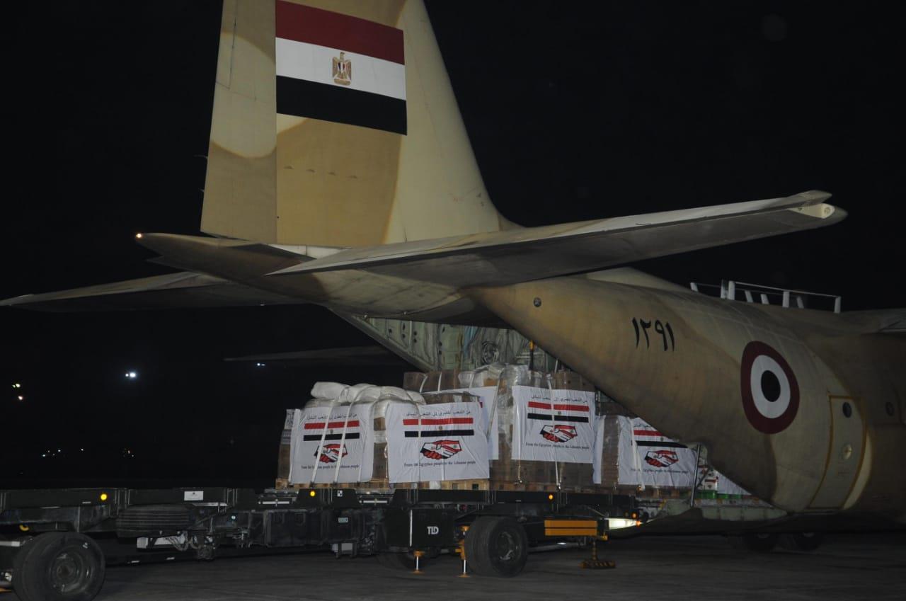مساعدات طبية للجيش اللبناني-3