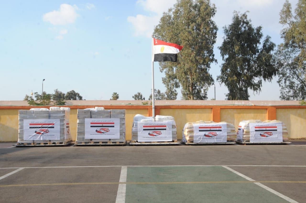 مساعدات طبية للجيش اللبناني-4