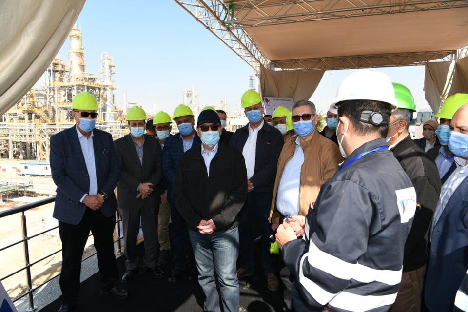 جولة وزير البترول-3