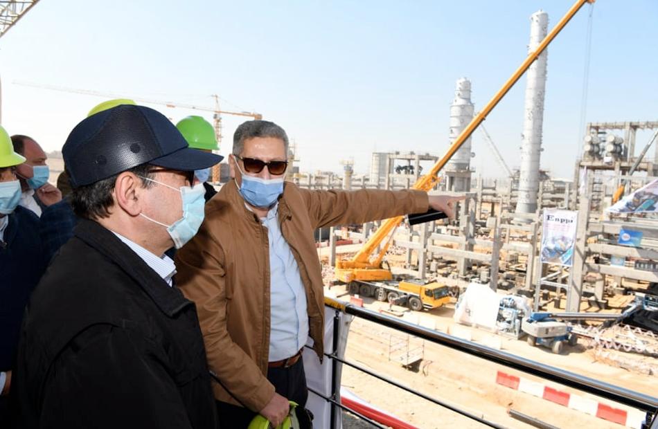 جولة وزير البترول
