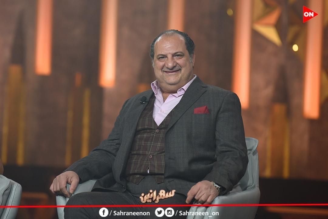 خالد الصاوي - برنامج سهرانين