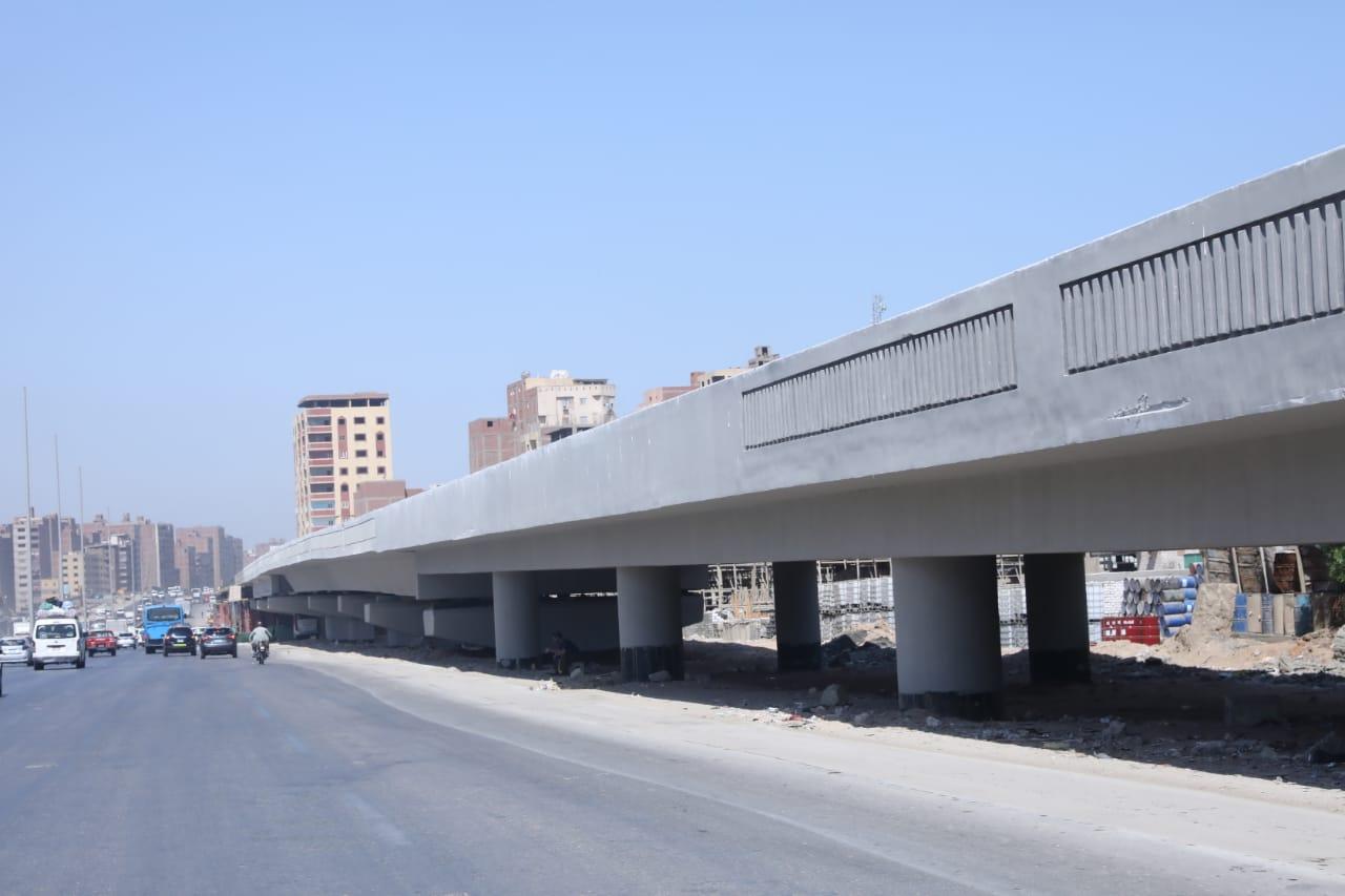 تفقد وزير النقل للطريق الدائري-13