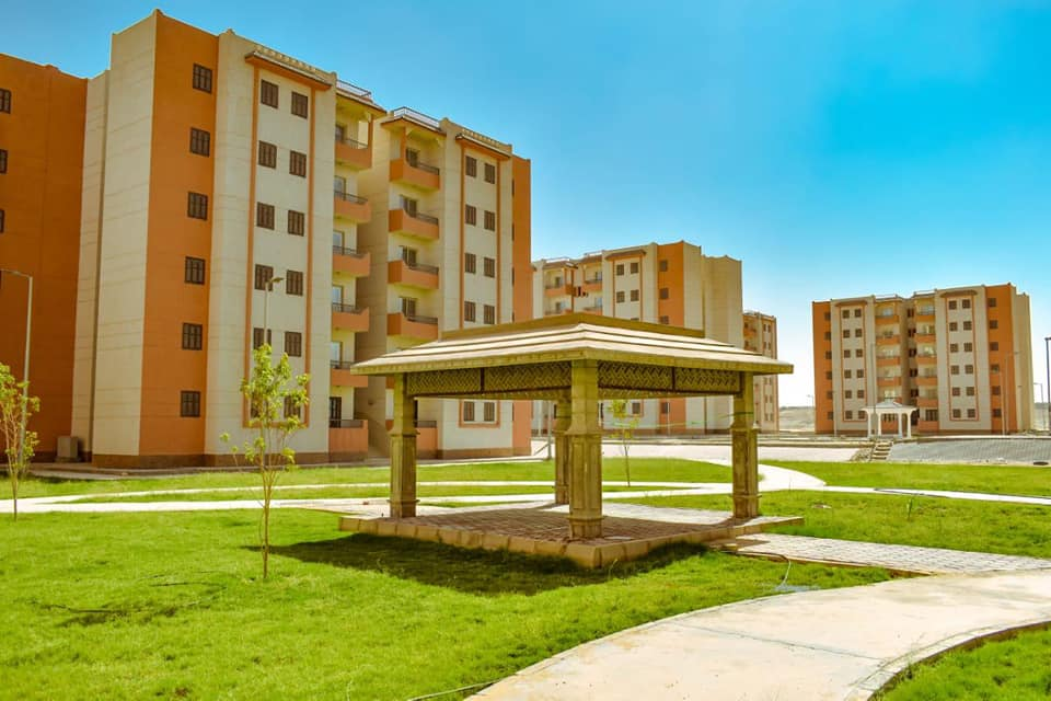 إنجازات وزارة الاسكان-8