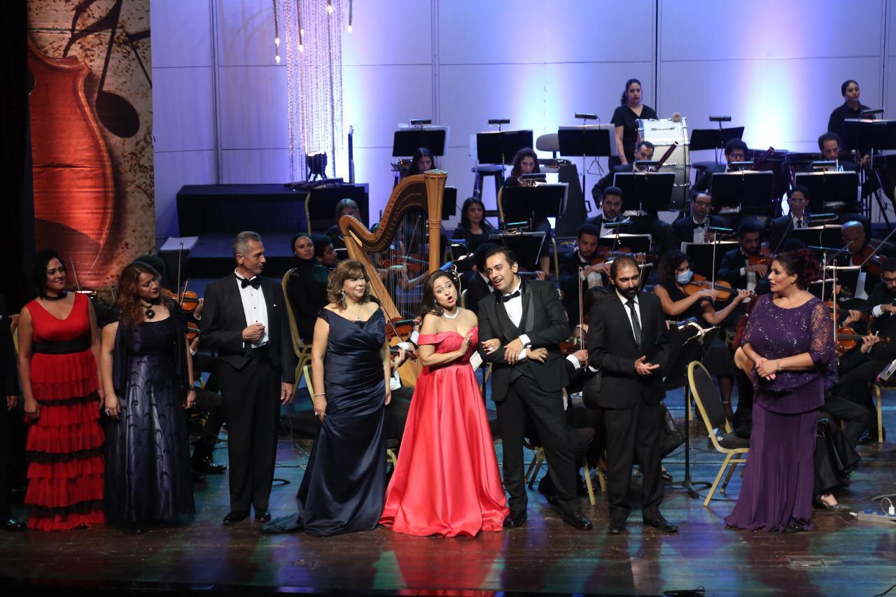 احتفالات الاوبرا باليوم العالمى للموسيقى5