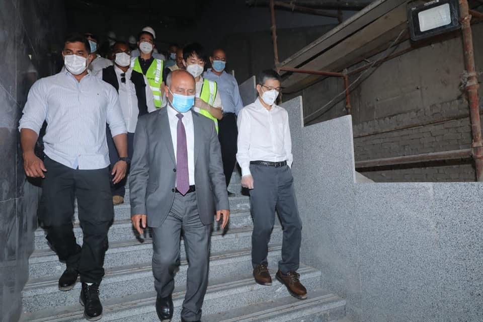 وزير النقل والسفير الصيني بالقاهرة4