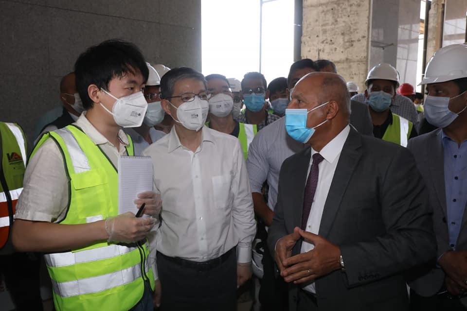 وزير النقل والسفير الصيني بالقاهرة5