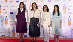 """صور  على هامش فعاليات مهرجان الجونة السينمائي.. ٣ وزيرات يشاركن في حفل إطلاق مبادرة """"نورة"""""""